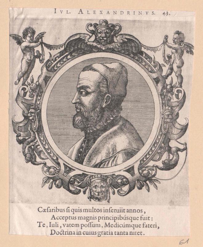 Alexandrinus von Neustein, Julius