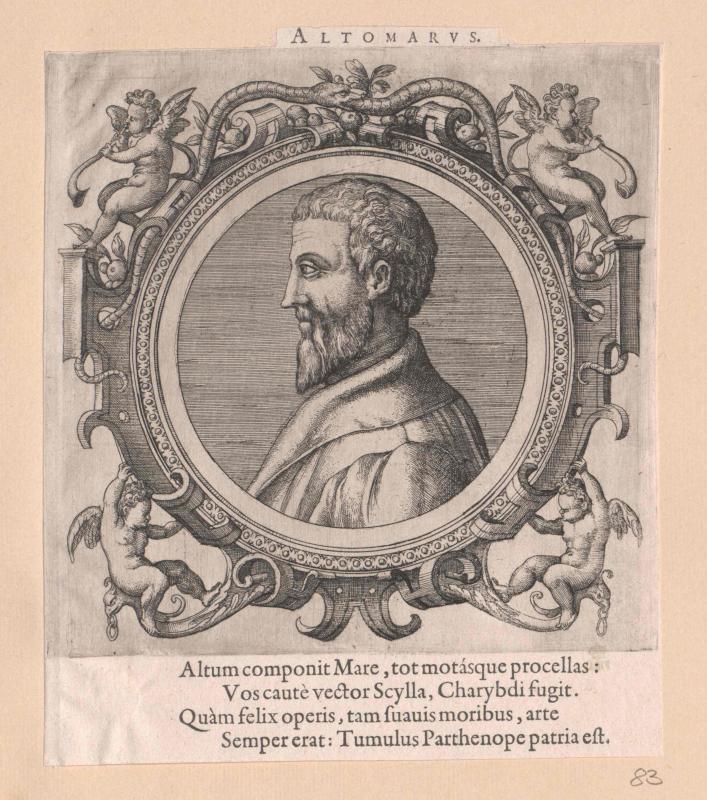 Altomare, Antonio Donato