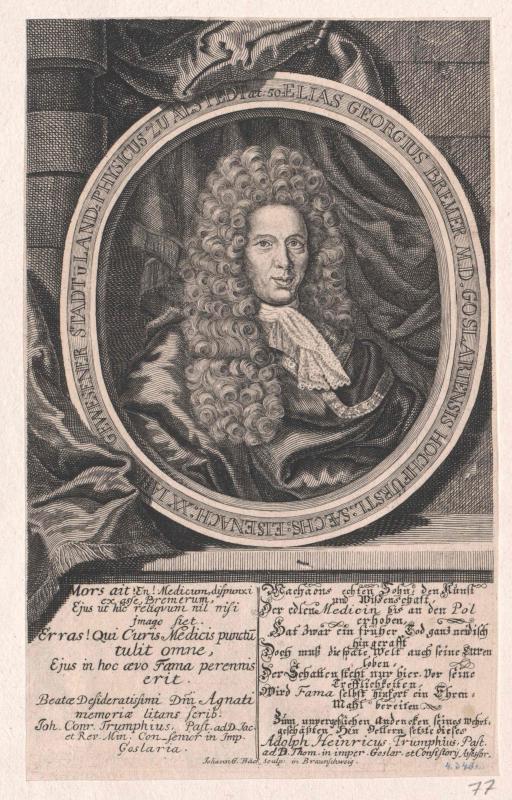 Bremer, Elias Georg