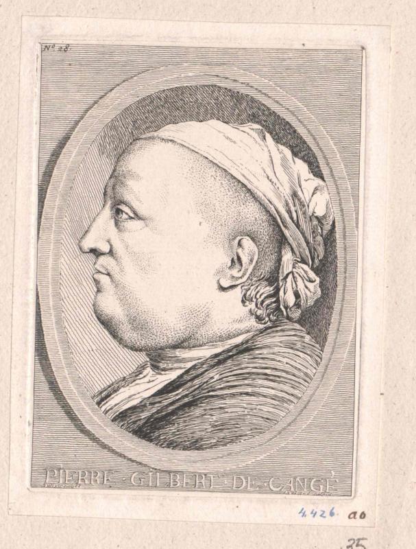 Cange, Pierre Gilbert de