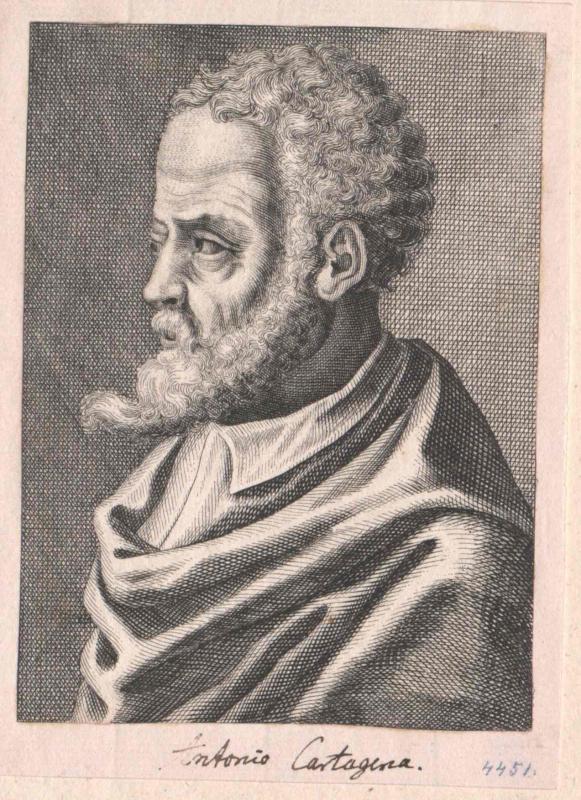 Cartagena, Antonio de