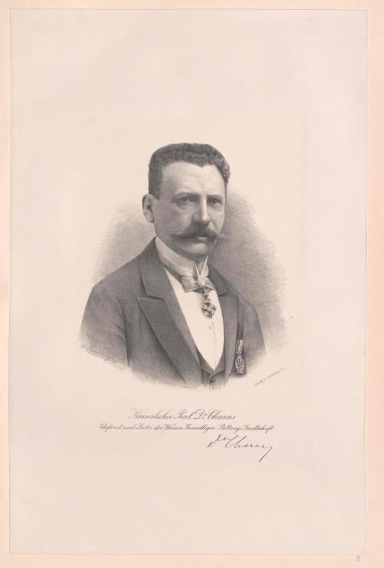 Charas, Heinrich
