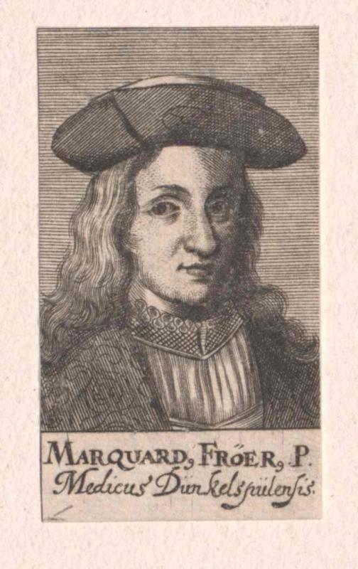 Freher, Marquard