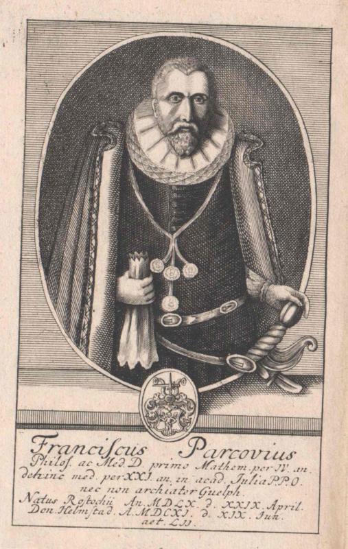 Parcovius, Franciscus