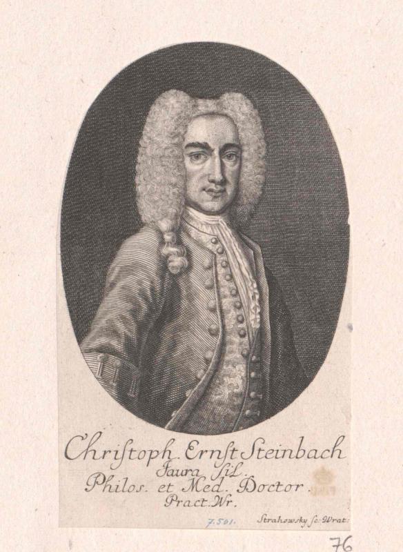 Steinbach, Christoph Ernst