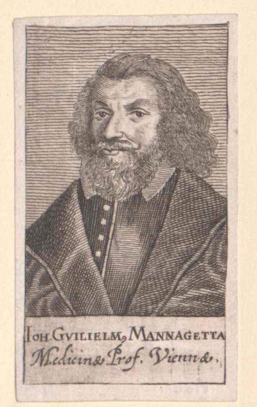 Mannagetta, Johann Wilhelm