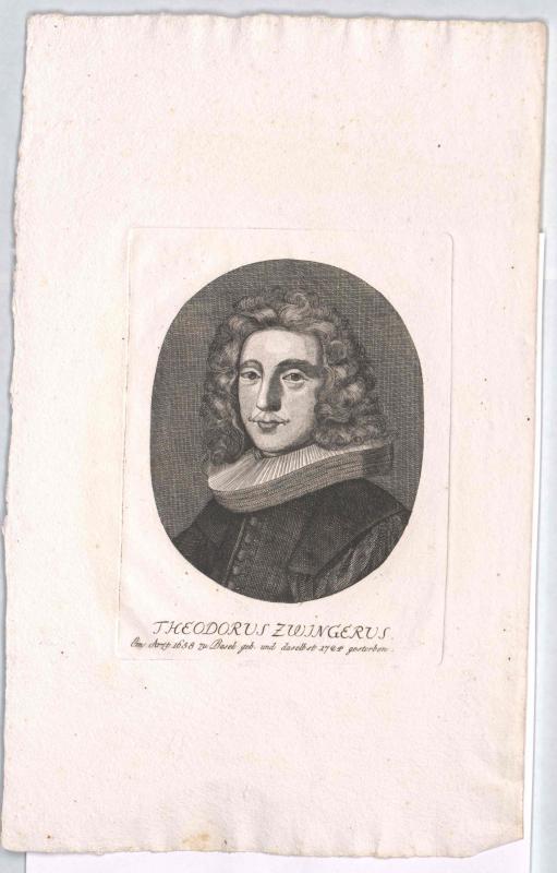 Zwinger, Theodor d.J.
