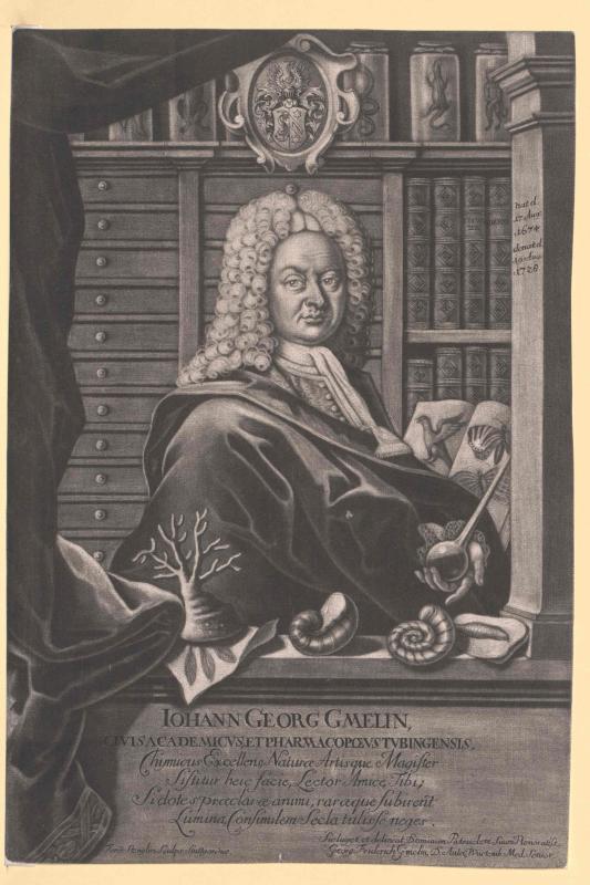 Gmelin, Johann Georg