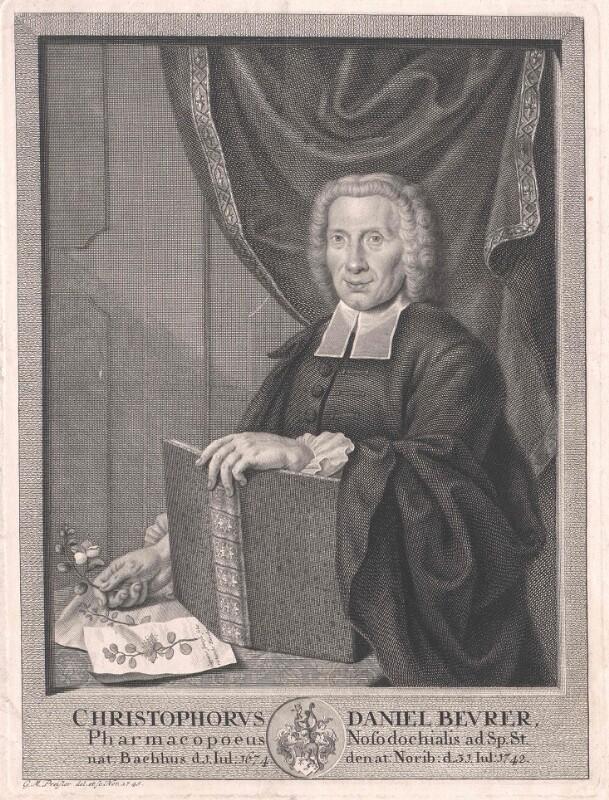 Beurer, Christoph Daniel
