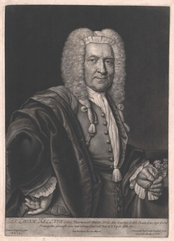 Kellner, Johann Leonhard