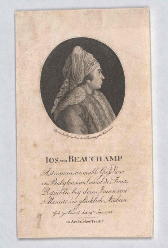 Beauchamp, Josef de