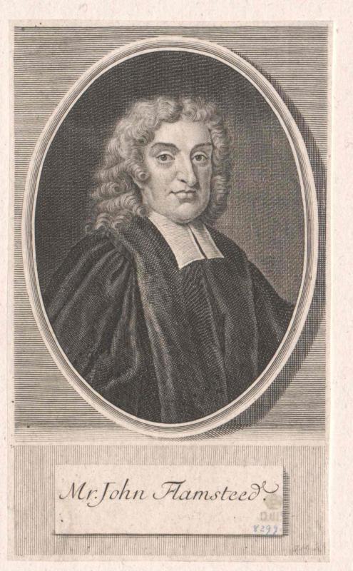 Flamsteed, John