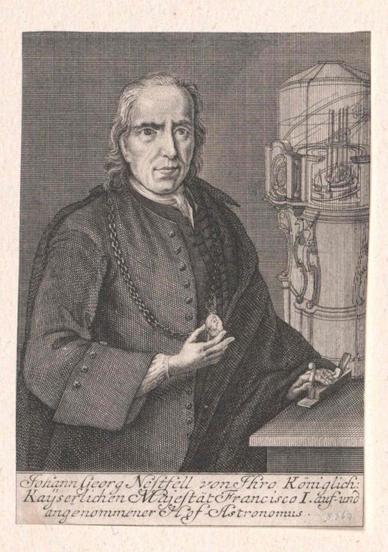 Nestfell, Johann Georg
