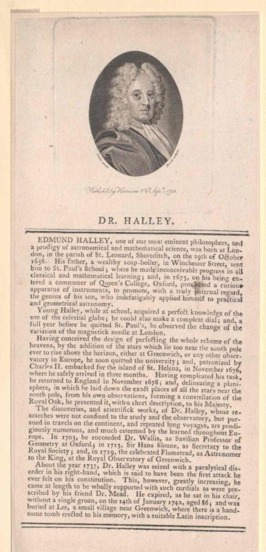 Halley, Edmund