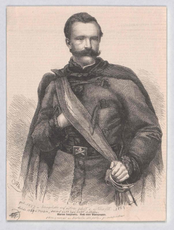 Langiewicz, Marian