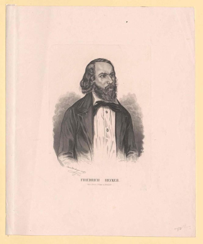 Hecker, Friedrich Franz Karl