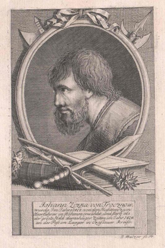 Zizka von Trocnov, Jan