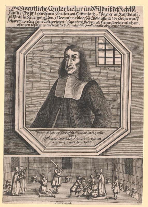 Tattenbach, Hans Erasmus Graf