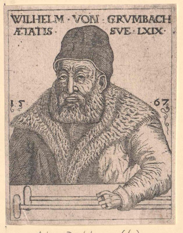 Grumbach, Wilhelm von