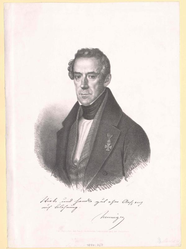 Henniger von Seeberg, Johann Freiherr