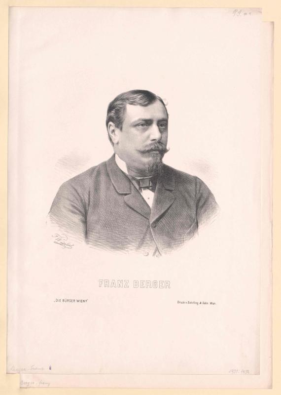Berger, Franz Ritter