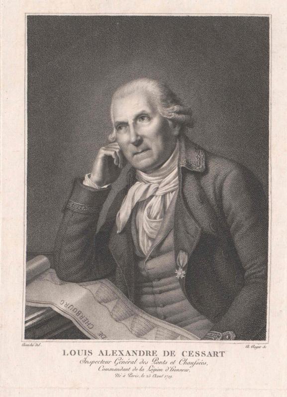 Cessart, Louis Alexandre de