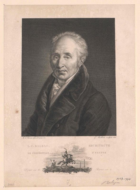 Balzac, Charles Louis