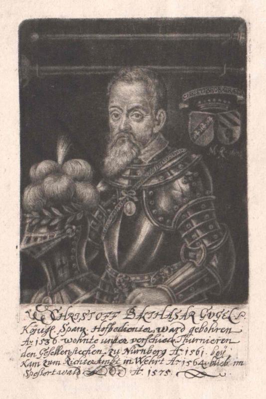 Gugel, Christoph Balthasar