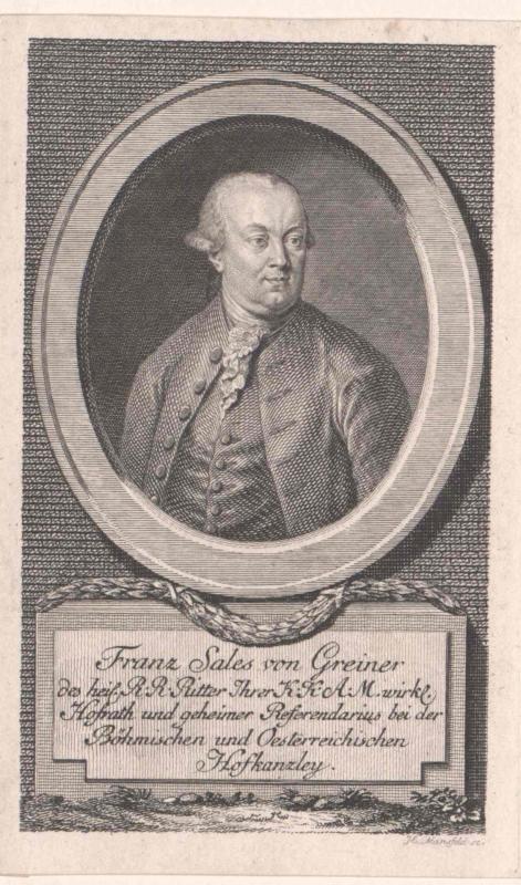 Greiner, Franz Sales von