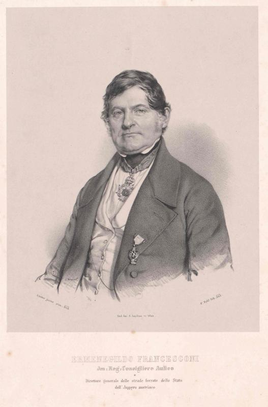 Francesconi, Hermenegild Ritter von
