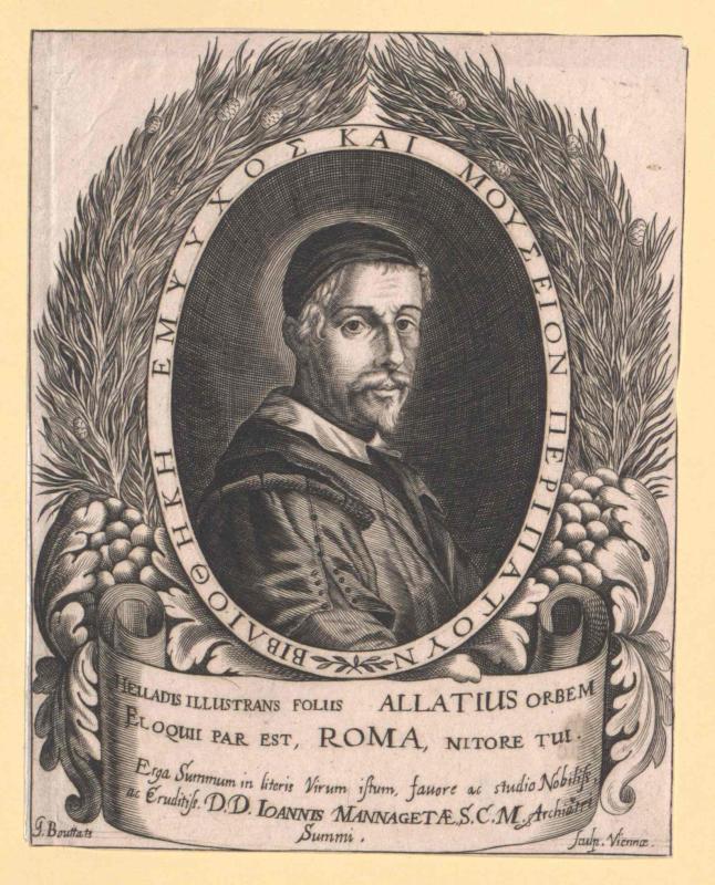 Allatius, Leo