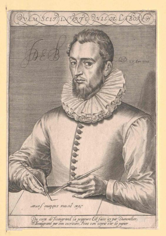 Beaugrand, Jean de