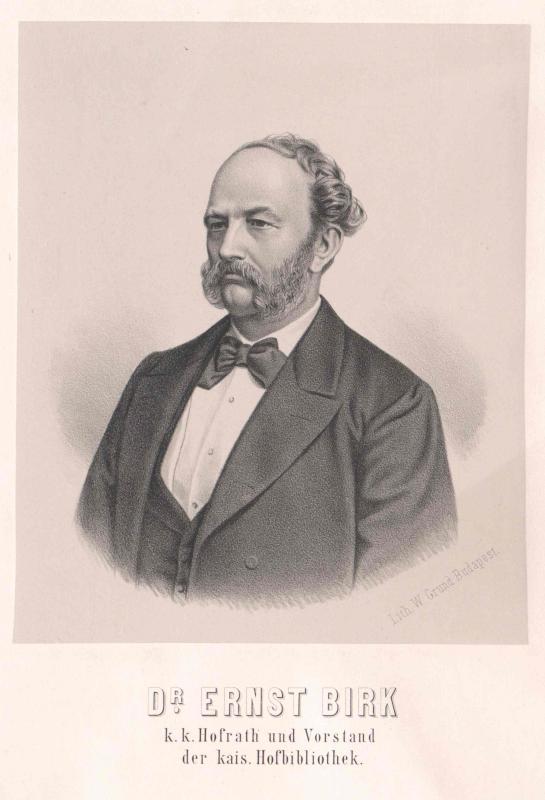 Birk, Ernst von