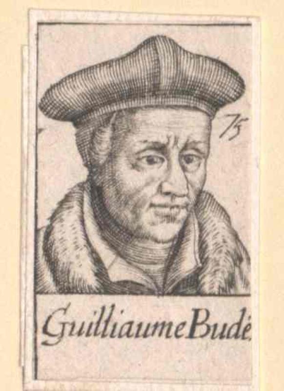 Budaeus, Guilelmus