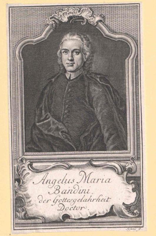 Bandini, Angiolo Maria