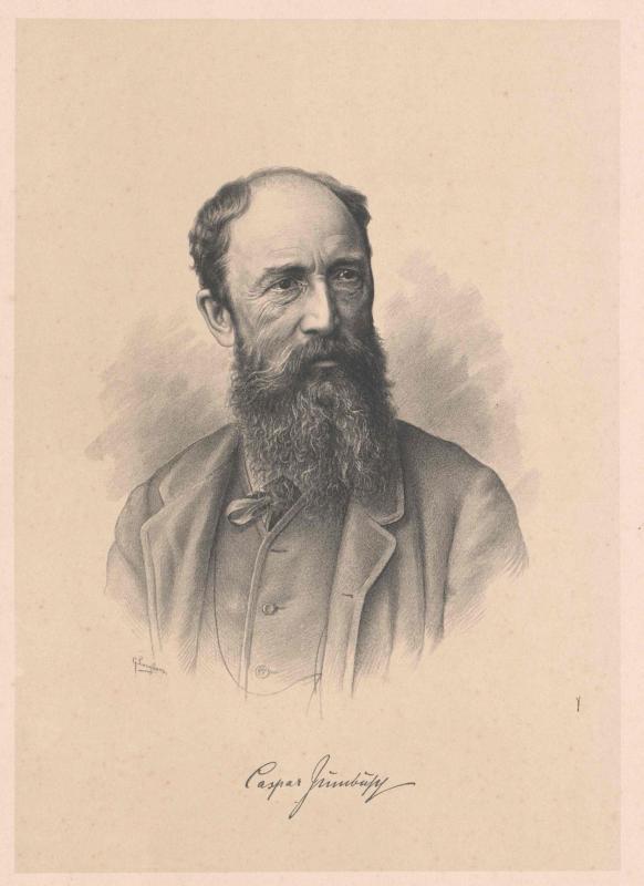 Zumbusch, Kaspar von