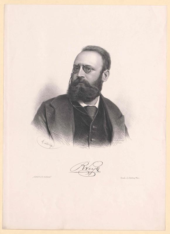 Weyr, Rudolf Ritter