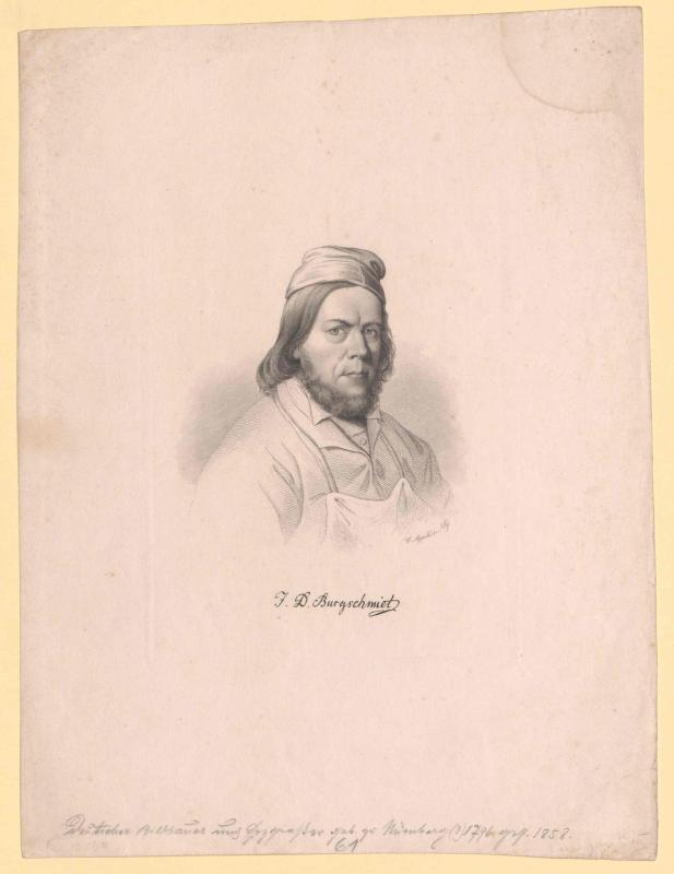 Burgschmiet, Jakob Daniel