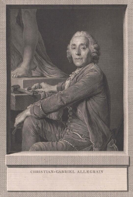 Allegrain, Christophe Gabriel