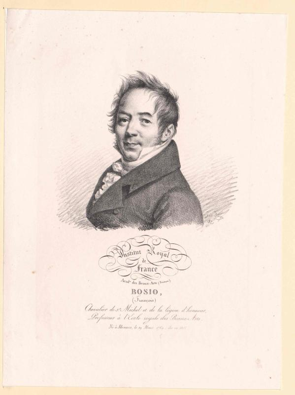 Bosio, Francois Joseph Baron
