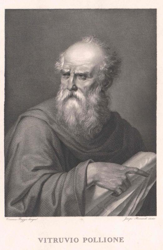 Vitruvius Pollio, Marcus