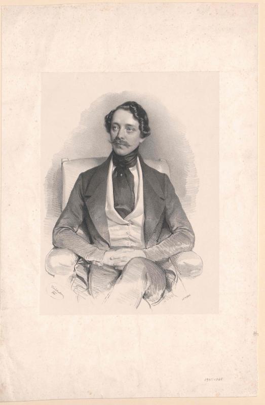 Frey von Schönstein, Karl Freiherr von