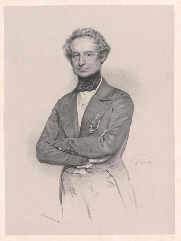 Forstern, Heinrich Freiherr von