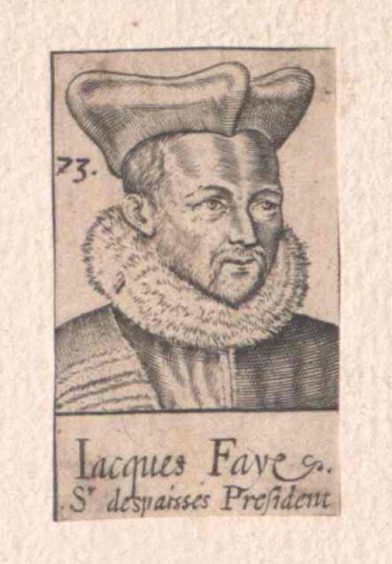 Faye d'Espeisses, Jacques