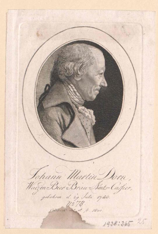Dorn, Johann Martin