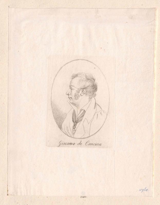 Concina, Giacomo de