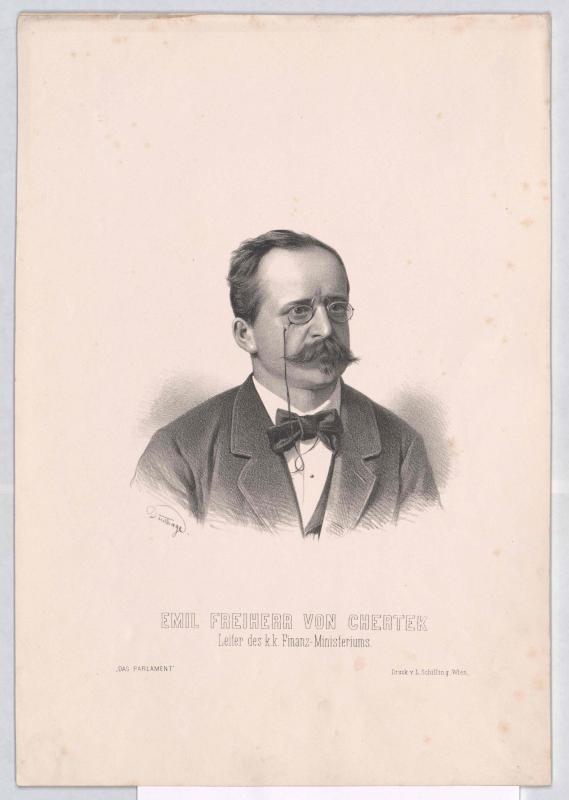Chertek, Emil Freiherr