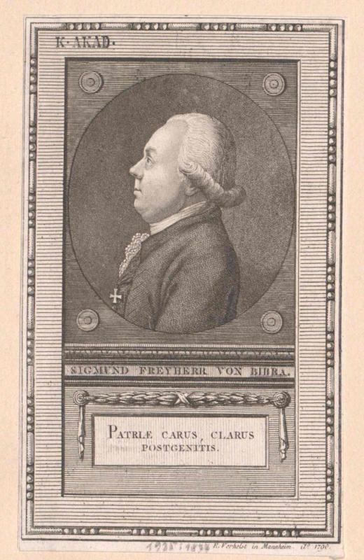 Bibra, Sigmund Freiherr von