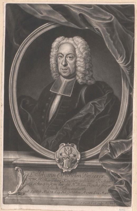 Besserer, Johann Wilhelm