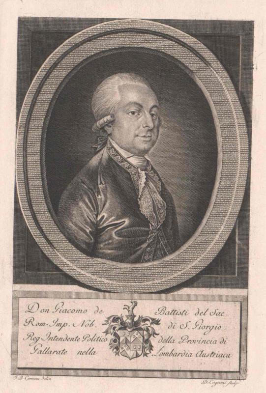 Battisti, Giacomo de